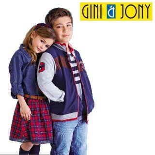 Flat 60% on Gini & Jony Kids Clothing at Brand Factory