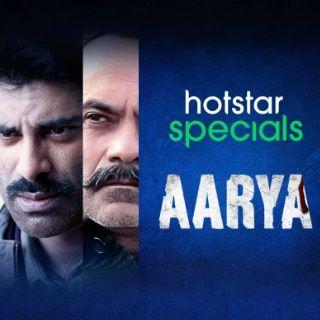 Watch 'Aarya' Web Series All Episodes on Hotstar