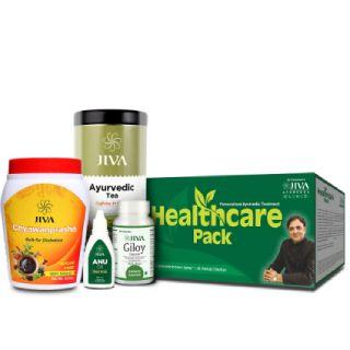 Jiva Immunity Kit (With Sugar FREE Chywanprasha)