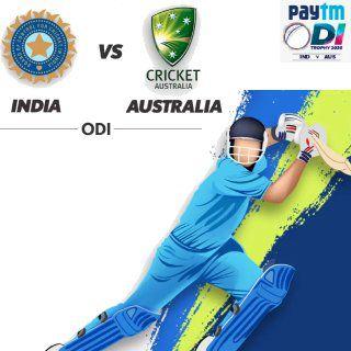 India vs Australia ODI Online Tickets Booking Offers 2020 Paytm