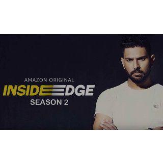 Inside Edge Season 2 Watch Online at Prime Video [Coming Soon]