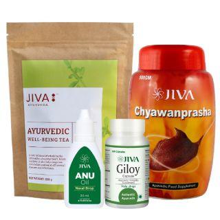 Jiva Immunity Kit Worth Rs.683 at Rs.595