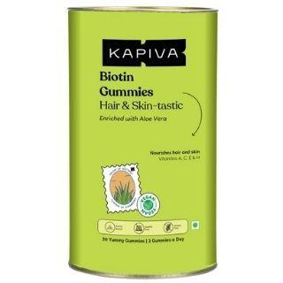 Kapiva Aloe Vera Gummies at Rs.644 + Extra 15% Off via Coupon KAPIVA15