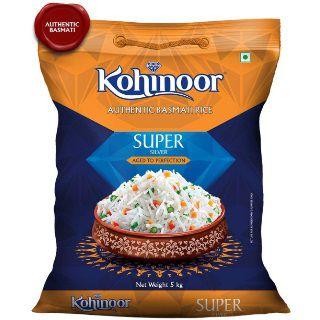 50% Off - Kohinoor Super Value Basmati Rice, 5kg