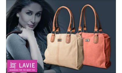 Lavie Handbags Upto 60% Off