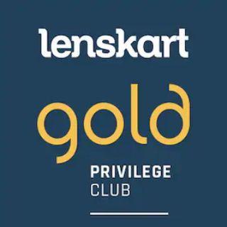 Worth Rs.1200 Lenskart Gold Membership of 2 Year at Rs.700