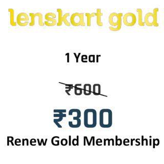 Lenskart Gold Membership Renewal Offer: Get Flat 50% Off on Renewal