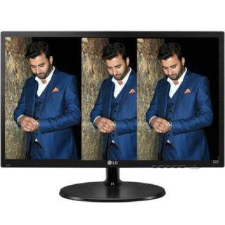 LG 18.5 inch HD LED Backlit Monitor (19M38HB -BB.BTRFMVL)  (HDMI, VGA)