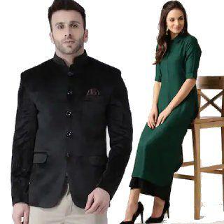Men's & Women's Ethnic Wear Flat 50% to 80% Off on Myntra