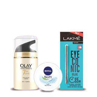 Face Creams and Make-UP upto 35% Off at Amazon