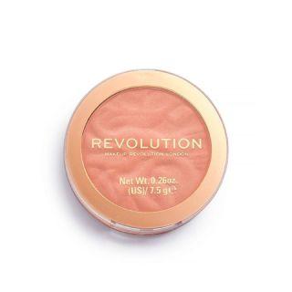 Flat 35% off on Makeup Revolution London Blusher Reloaded - Peach Bliss 7.5 g
