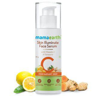 Mamaearth Skin Illuminate Face Serum at Rs.599