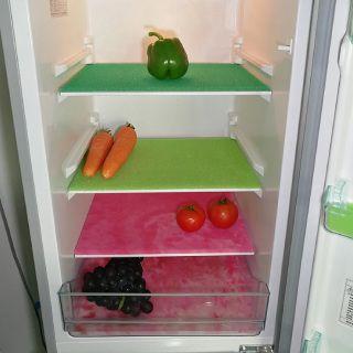 Refrigerator Drawer Mat Set of 6 Just Rs.138 at Amazon