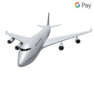 MMT Flight Offer- Earn Rs.250 cashback using Google Pay