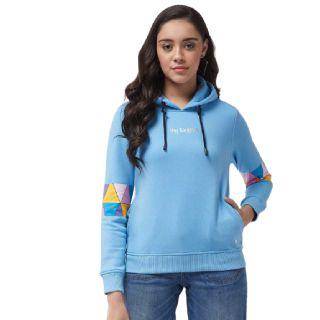 Get 62% off on Modeve  Full Sleeve Printed Women Sweatshirt
