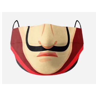 Money Heist Cotton Unisex Face Mask (Free Size)
