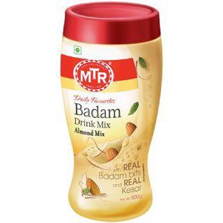 MTR Badam Drink Mix - Jar 1kg