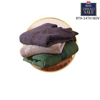 Top Brand Jacket & Sweatshirts at Flat 30%-70% off + 10% off via HDFC Cards
