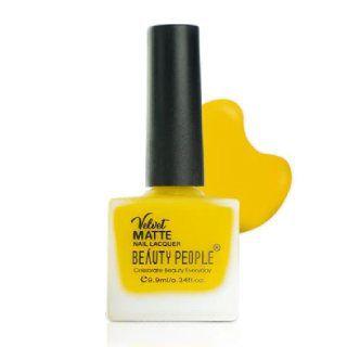 Get Velvet Matte Nail Polish at Rs.89 at Orange Something