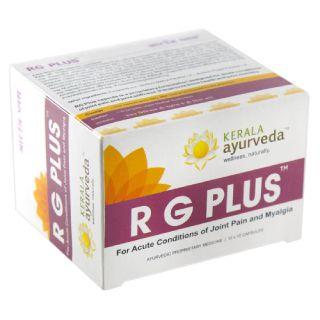 Grab 20% OFF On Kerala Ayurveda RG-Plus Capsule 100's