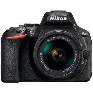 Nikon D5600 DSLR Camera Body with 18-55 MM Lens