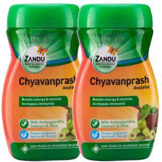 Buy Zandu Chyavanprashad (900 G) (Pack of 2) at Best Price