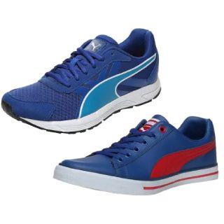 Minimum 50% on Puma Footwear