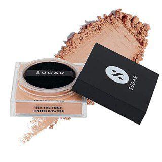 SUGAR Cosmetics Set The Tone Tinted Powder - 45 Con Panna at Rs.664 + Extra 15% off via Coupon