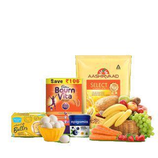 Amazon Fresh Grocery Upto 40% OFF