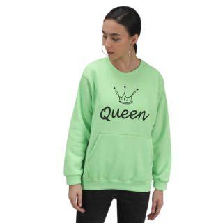 Save 68% on TORSOWEAR  Full Sleeve Solid Women Sweatshirt