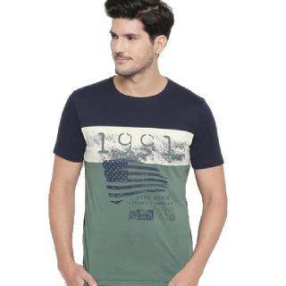 Pantaloons Offer: Men's T-shirts Starts at Rs.249