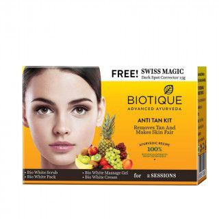Biotique Anti Tan Kit