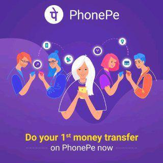 Phonepe New user Referral Offer:  Earn Flat Rs.200 on 1st Money Transfer