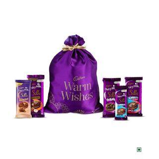 Save 15% off on Warm Wishes Satin Potli - Choose Your Mix {Code 'JOY15'}