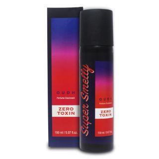 Oudh Zero Toxin Natural Deodorant Spray (150ml)