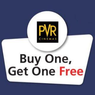 PVR Saturday Offer: Buy 1 Get 1 Free Movie Tickets on Kotak Cards