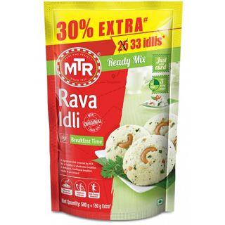 Buy 1 Pack of Rava Idli Mix Start at Rs.70 (200g-1KG)