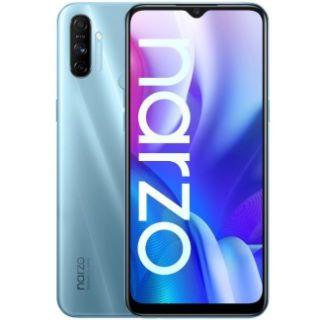 Realme Narzo 20A 64 4 GB at Rs. 9499 + 10% via Bank Discount