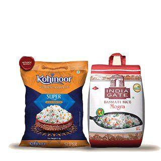 Basmati Rice Offer at Amazon: Get Basmati Rice upto 40% OFF at Amazon