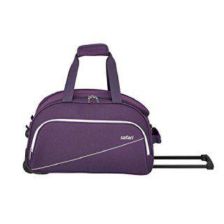 Safari Cabin 2 Wheels Soft Duffle Bag Just Rs.1199