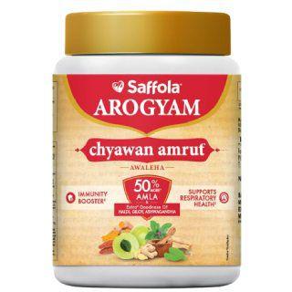 Saffola Arogyam ChyawanAmrut Awaleha 1 kg at Rs.333