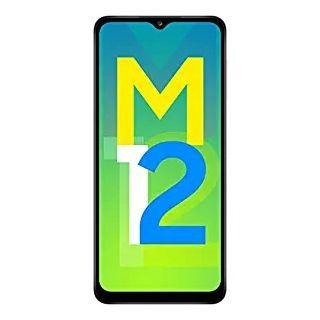 Samsung Galaxy M12 (White,4GB RAM, 64GB Storage)