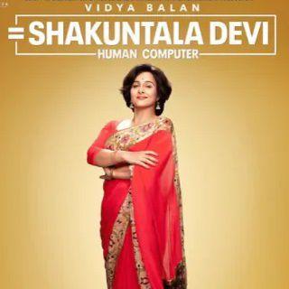 Watch Shakuntala Devi Movie Online from 31st July
