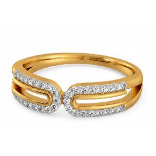 Diamond Ring Starts at Rs.10716