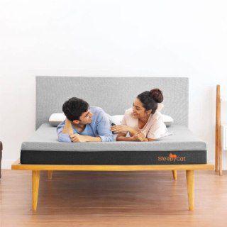 Sleepy Cat Original, Latex & Plus mattress Start at Rs.8991