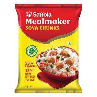 Saffola mealmaker soya chunks 400g