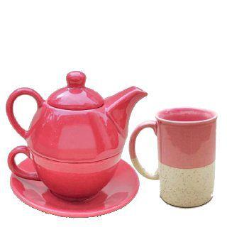 Teaware: Tea Trunk Bowl & Mug Start at Rs.250