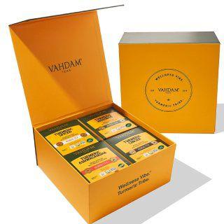 Turmeric Wellness Tea Detox - 4 Turmeric Teas at Rs.799