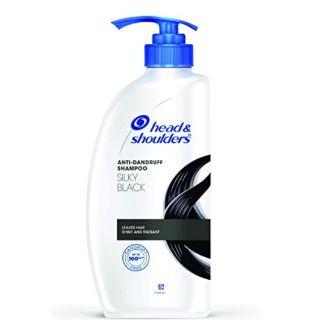 Rs.100 off on Head & Shoulders Silky Black Shampoo, 650ml