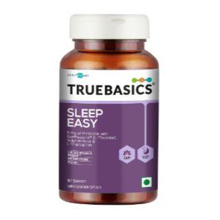 TrueBasics Sleep Easy worth  Rs.649 at Rs.184 (After GP Cashback)